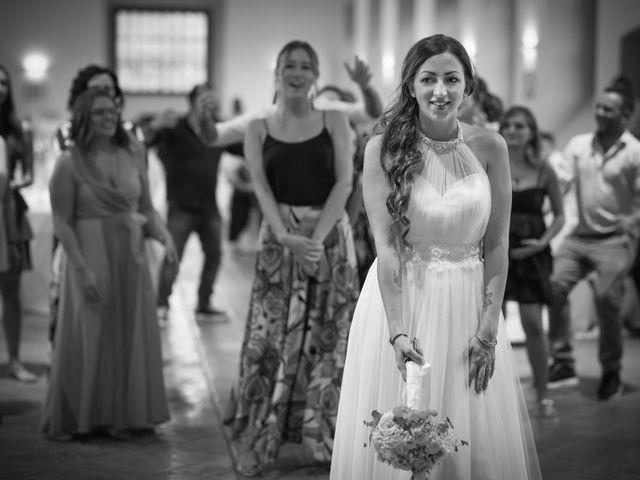 Il matrimonio di Mattia e Alice a Pumenengo, Bergamo 41