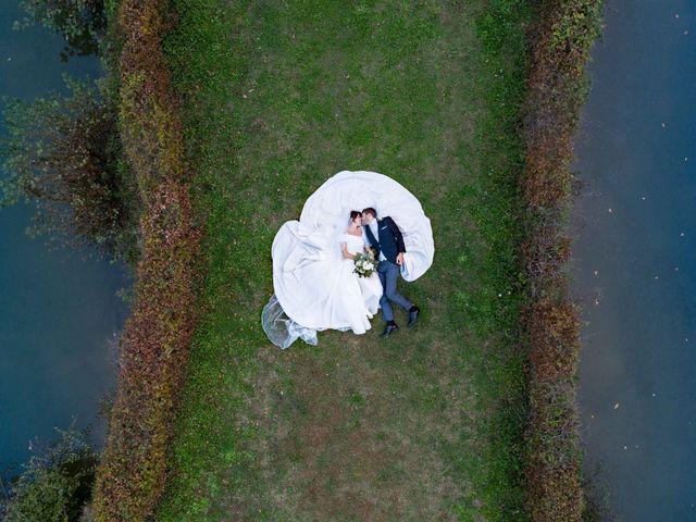 Il matrimonio di Andrea e Cristina a Almenno San Bartolomeo, Bergamo 3