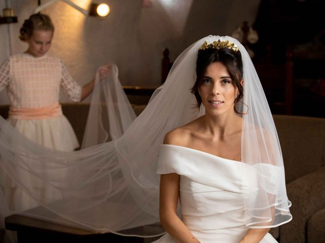 Il matrimonio di Andrea e Cristina a Almenno San Bartolomeo, Bergamo 6