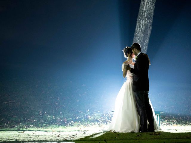 Il matrimonio di Andrea e Cristina a Almenno San Bartolomeo, Bergamo 8