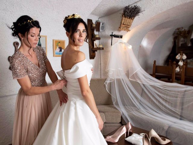 Il matrimonio di Andrea e Cristina a Almenno San Bartolomeo, Bergamo 42