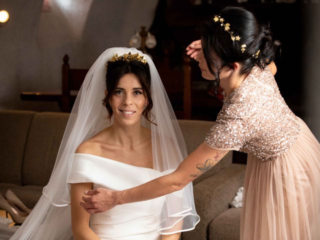 Il matrimonio di Andrea e Cristina a Almenno San Bartolomeo, Bergamo 43