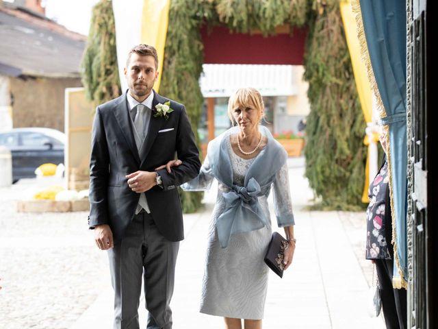 Il matrimonio di Andrea e Cristina a Almenno San Bartolomeo, Bergamo 56