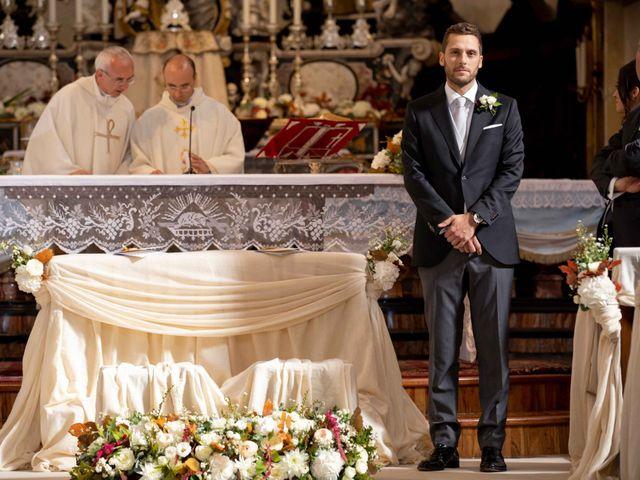 Il matrimonio di Andrea e Cristina a Almenno San Bartolomeo, Bergamo 58