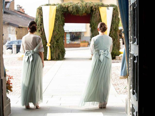 Il matrimonio di Andrea e Cristina a Almenno San Bartolomeo, Bergamo 59