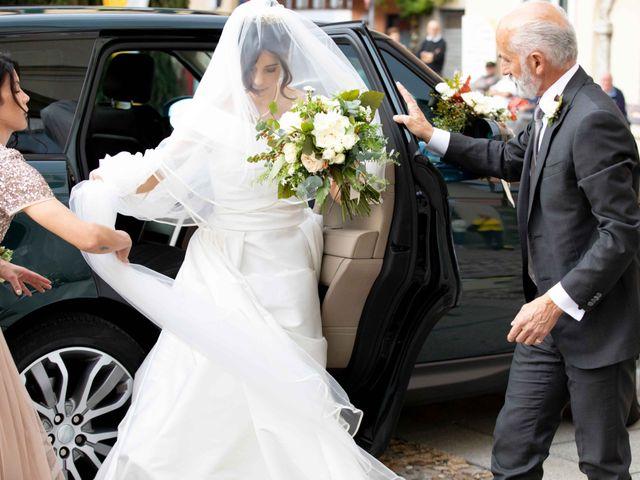 Il matrimonio di Andrea e Cristina a Almenno San Bartolomeo, Bergamo 62