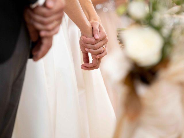 Il matrimonio di Andrea e Cristina a Almenno San Bartolomeo, Bergamo 83