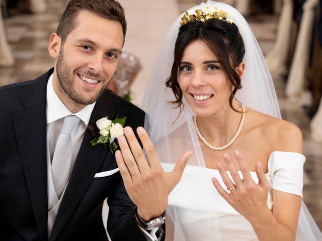 Il matrimonio di Andrea e Cristina a Almenno San Bartolomeo, Bergamo 84