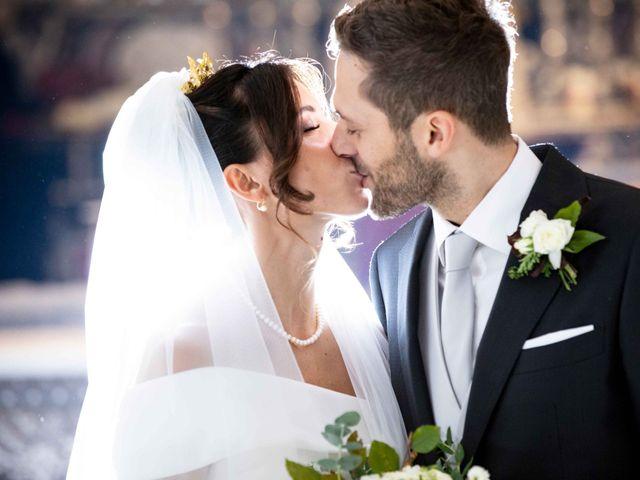 Il matrimonio di Andrea e Cristina a Almenno San Bartolomeo, Bergamo 87
