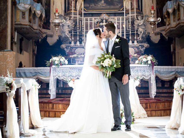Il matrimonio di Andrea e Cristina a Almenno San Bartolomeo, Bergamo 88