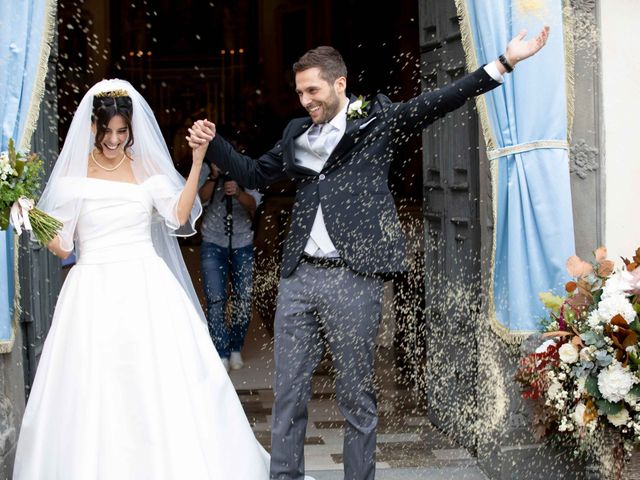 Il matrimonio di Andrea e Cristina a Almenno San Bartolomeo, Bergamo 90