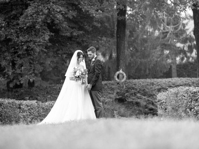 Il matrimonio di Andrea e Cristina a Almenno San Bartolomeo, Bergamo 95