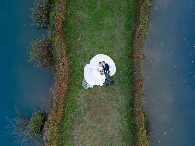 Il matrimonio di Andrea e Cristina a Almenno San Bartolomeo, Bergamo 98