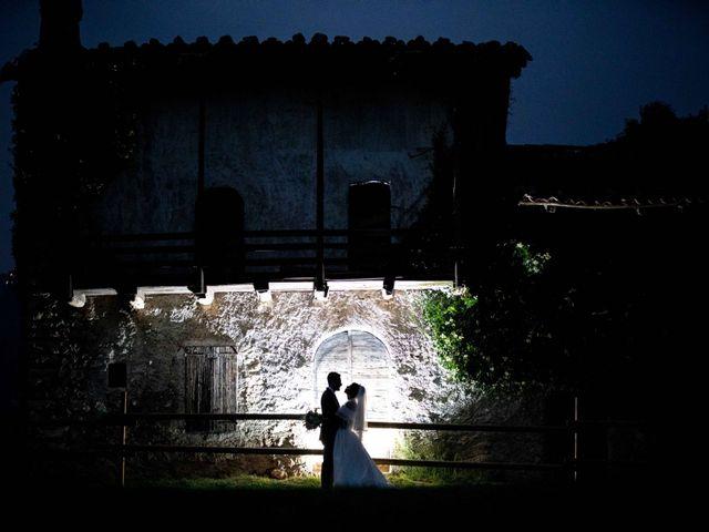 Il matrimonio di Andrea e Cristina a Almenno San Bartolomeo, Bergamo 113