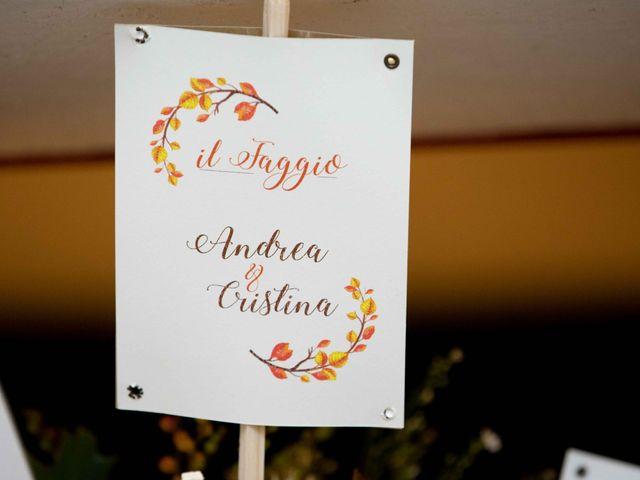 Il matrimonio di Andrea e Cristina a Almenno San Bartolomeo, Bergamo 119
