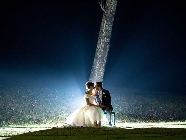 Il matrimonio di Andrea e Cristina a Almenno San Bartolomeo, Bergamo 123