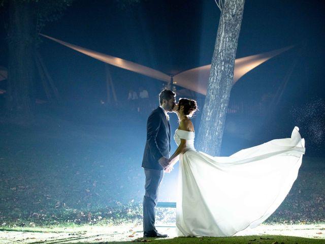 Il matrimonio di Andrea e Cristina a Almenno San Bartolomeo, Bergamo 125