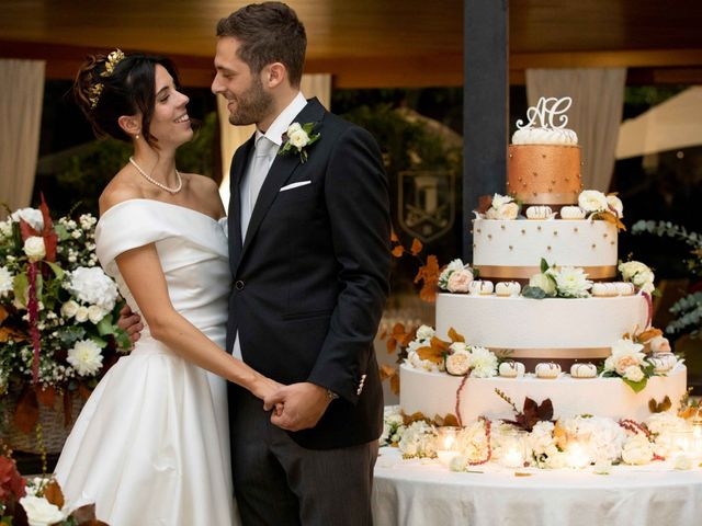 Il matrimonio di Andrea e Cristina a Almenno San Bartolomeo, Bergamo 131