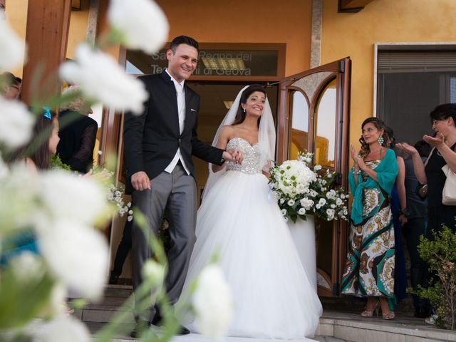Il matrimonio di Dalila e Nunzio a Salerno, Salerno 3