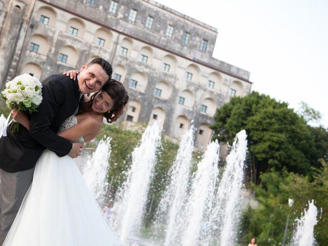 Il matrimonio di Dalila e Nunzio a Salerno, Salerno 9