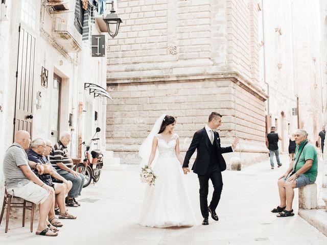 Il matrimonio di Marco e Elena a Monopoli, Bari 32