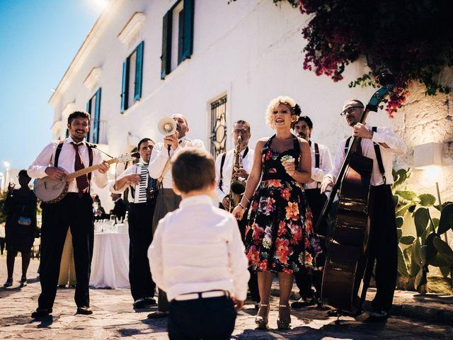 Il matrimonio di Marco e Elena a Monopoli, Bari 39