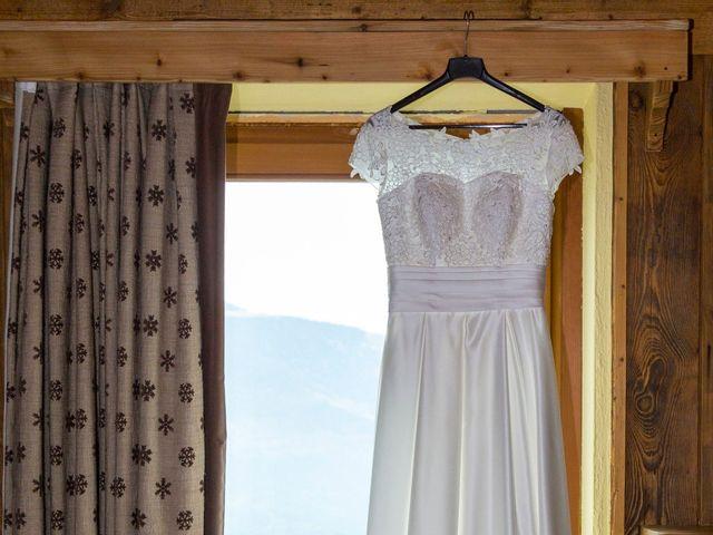 Il matrimonio di Andrea e Alice a Torgnon, Aosta 6