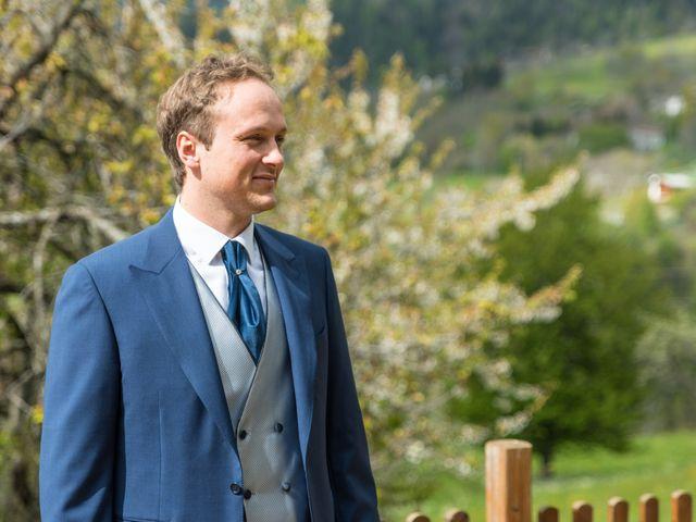 Il matrimonio di Andrea e Alice a Torgnon, Aosta 8