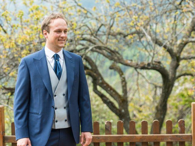 Il matrimonio di Andrea e Alice a Torgnon, Aosta 9
