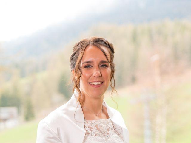 Il matrimonio di Andrea e Alice a Torgnon, Aosta 13