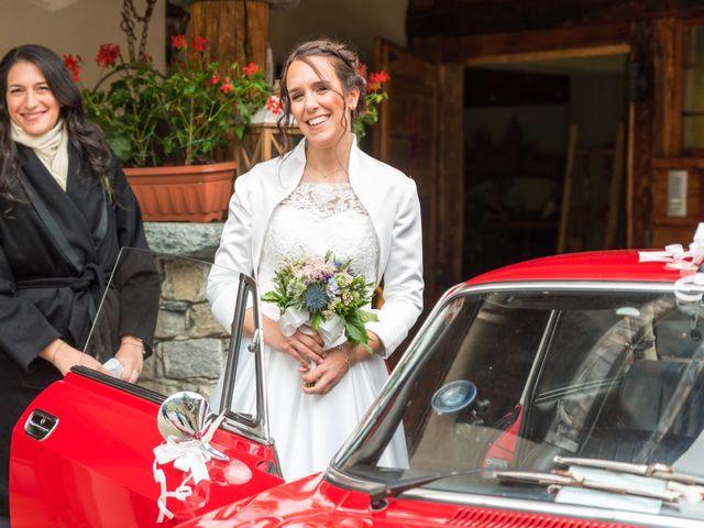 Il matrimonio di Andrea e Alice a Torgnon, Aosta 14
