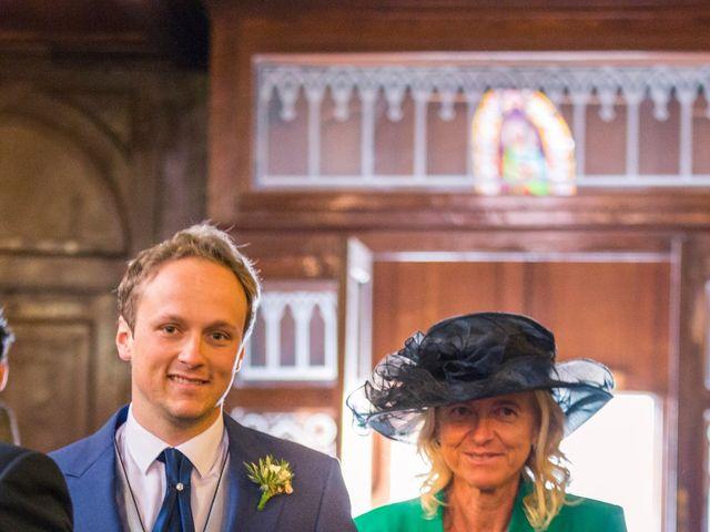 Il matrimonio di Andrea e Alice a Torgnon, Aosta 18