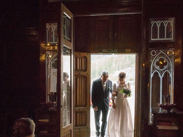 Il matrimonio di Andrea e Alice a Torgnon, Aosta 21