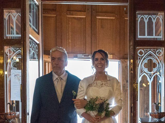 Il matrimonio di Andrea e Alice a Torgnon, Aosta 22