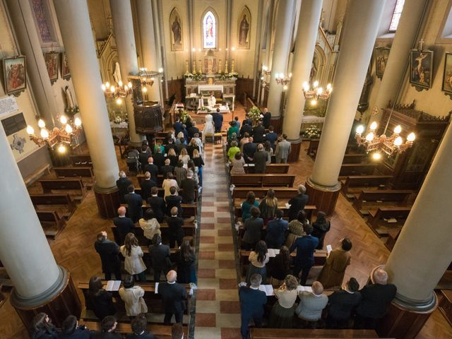 Il matrimonio di Andrea e Alice a Torgnon, Aosta 24