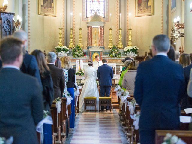 Il matrimonio di Andrea e Alice a Torgnon, Aosta 25
