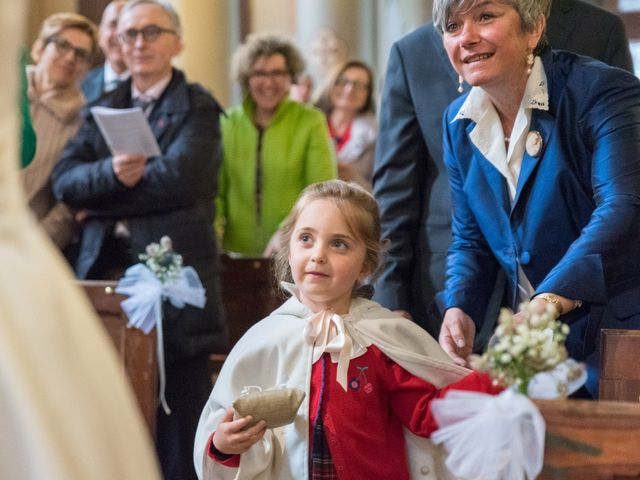 Il matrimonio di Andrea e Alice a Torgnon, Aosta 29