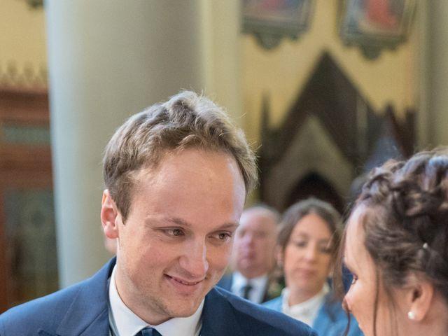 Il matrimonio di Andrea e Alice a Torgnon, Aosta 33