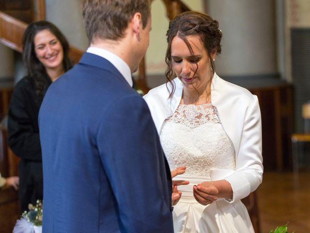 Il matrimonio di Andrea e Alice a Torgnon, Aosta 34