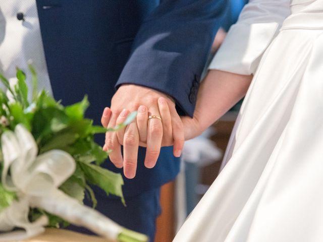 Il matrimonio di Andrea e Alice a Torgnon, Aosta 36