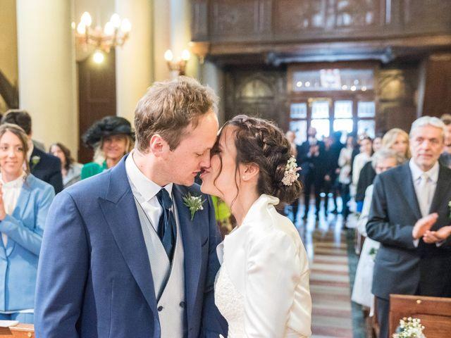 Il matrimonio di Andrea e Alice a Torgnon, Aosta 42