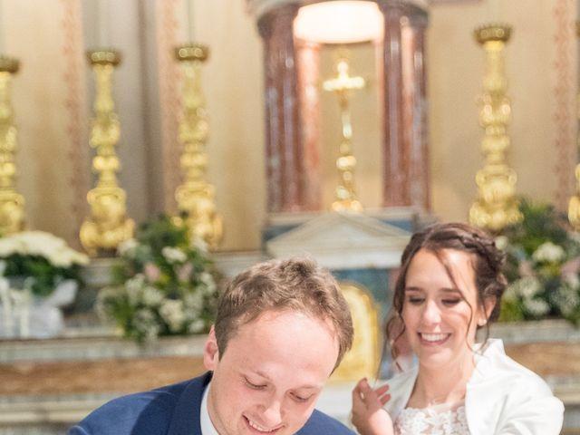 Il matrimonio di Andrea e Alice a Torgnon, Aosta 45