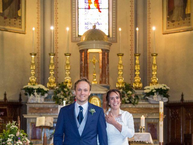 Il matrimonio di Andrea e Alice a Torgnon, Aosta 47