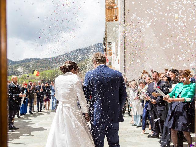 Il matrimonio di Andrea e Alice a Torgnon, Aosta 48