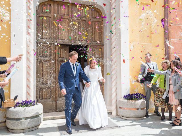 Il matrimonio di Andrea e Alice a Torgnon, Aosta 49