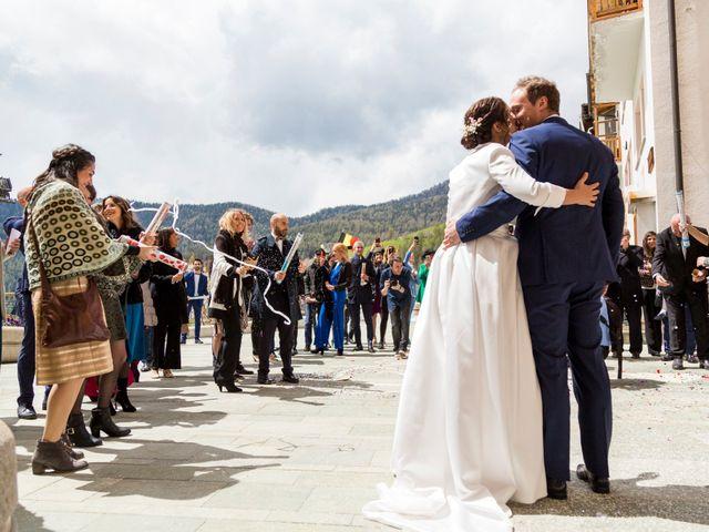 Il matrimonio di Andrea e Alice a Torgnon, Aosta 50