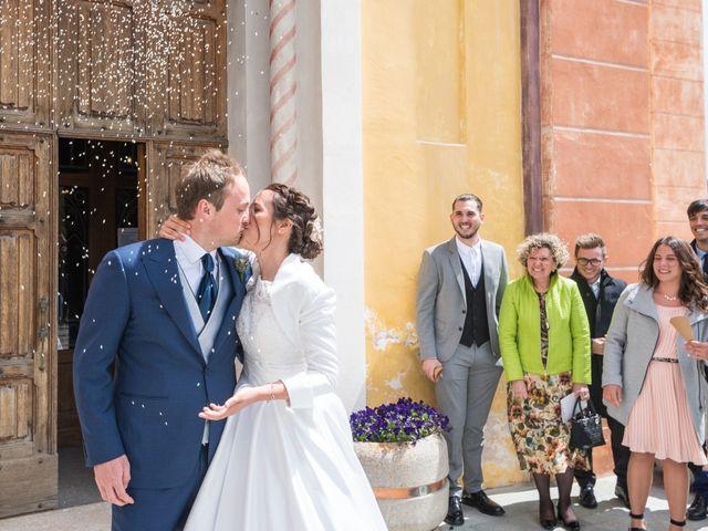 Il matrimonio di Andrea e Alice a Torgnon, Aosta 51