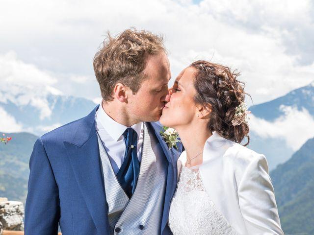 Il matrimonio di Andrea e Alice a Torgnon, Aosta 57