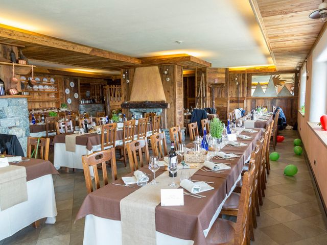Il matrimonio di Andrea e Alice a Torgnon, Aosta 60
