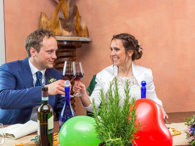 Il matrimonio di Andrea e Alice a Torgnon, Aosta 66